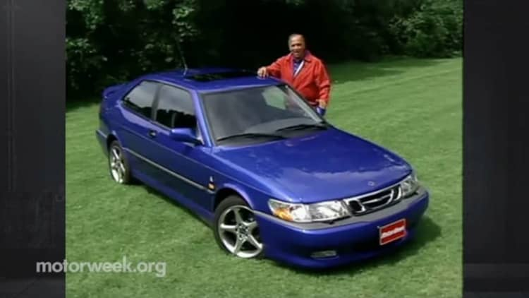 1999 Saab 9-3 Viggen is a Swede worth remembering on MotorWeek