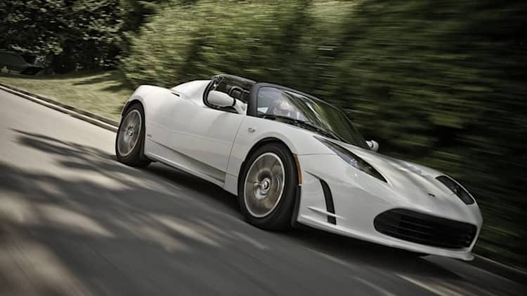 $29k Tesla Roadster upgrade allows for 340 miles on a charge