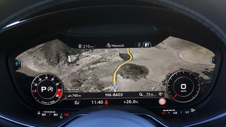 Audi A3 gets Virtual Cockpit next year