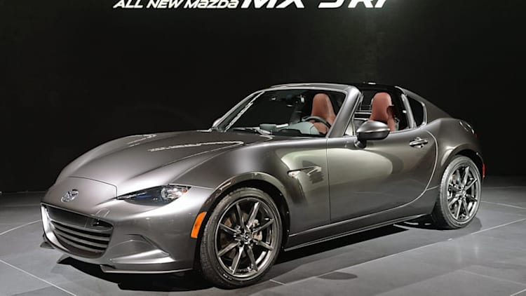 Preorders open for the Mazda MX-5 Miata RF Launch Edition