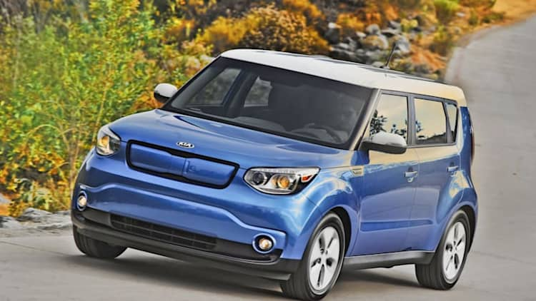 Kia Soul EV will go on sale in four more US states