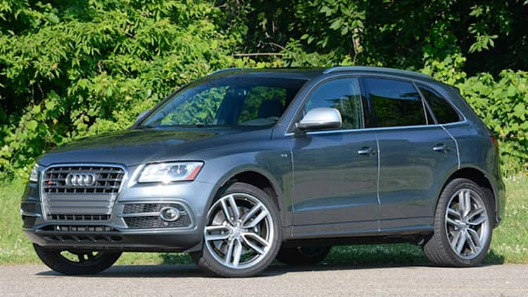 2014 Audi SQ5 Road Test
