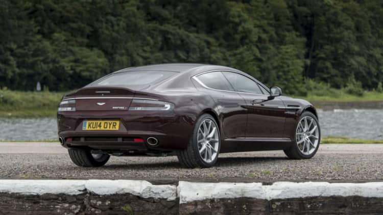 Aston Martin CEO calls Tesla Model S 'Ludicrous' mode stupid