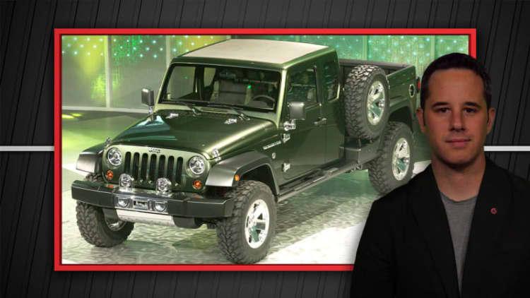 Autoblog Minute: Wrangler Pickup, Triumph Fined, Cherokee Production Moves