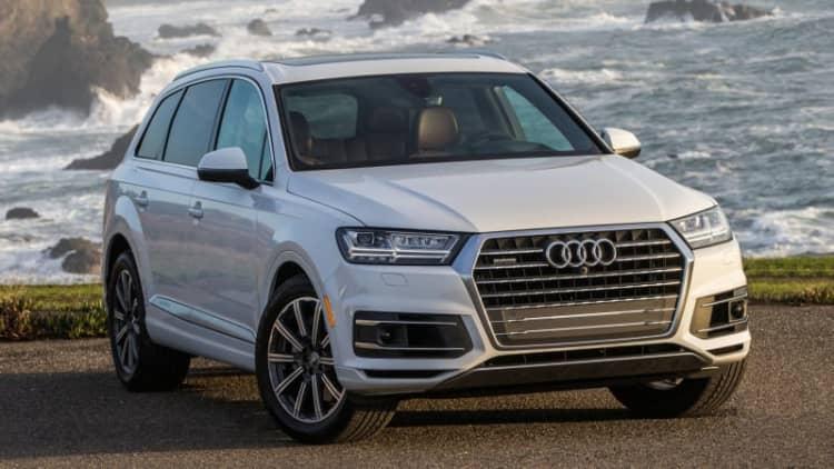 2017 Audi Q7 Second Drive