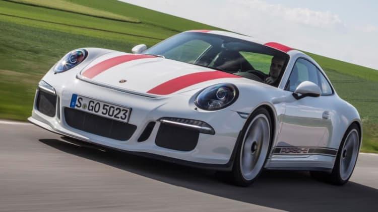 2016 Porsche 911 R First Drive