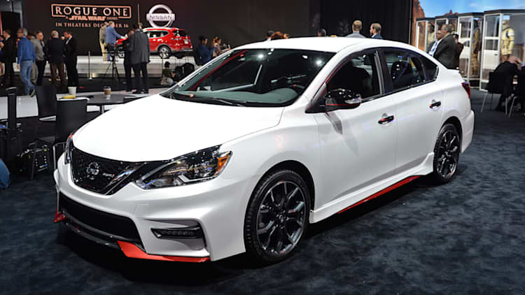 2017 Nissan Sentra Nismo is a modern take on the SE-R