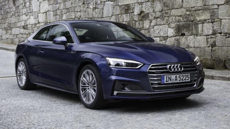 2017 Audi A5 First Drive