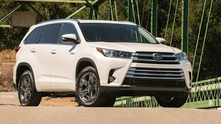 2017 Highlander will be first NA Toyota to get stop-start