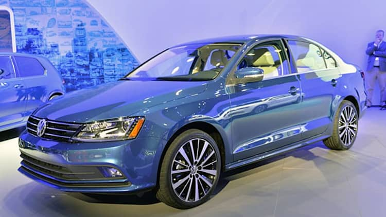 2015 Volkswagen Jetta is new, we promise