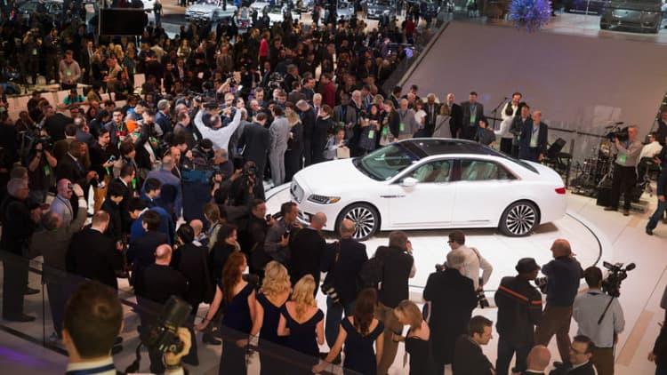 Autoblog's five favorite 2016 Detroit Auto Show debuts
