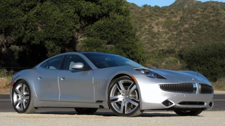 Karma Revero will be unveiled, with pricing, this summer