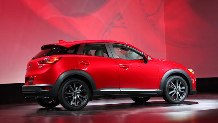 Mazda CX-3 to be diesel-only in Japanese home market