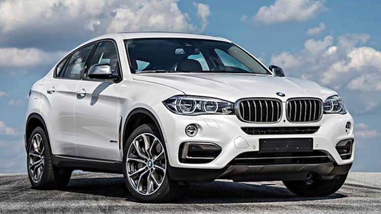 2015 BMW X6 First Drive