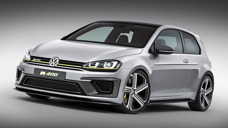 Volkswagen Golf R 400 will come to US