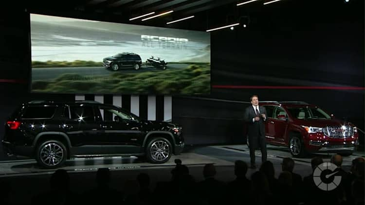 GMC Press Conference | 2016 NAIAS Live