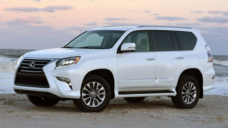 Lexus GX and LX future may be in doubt