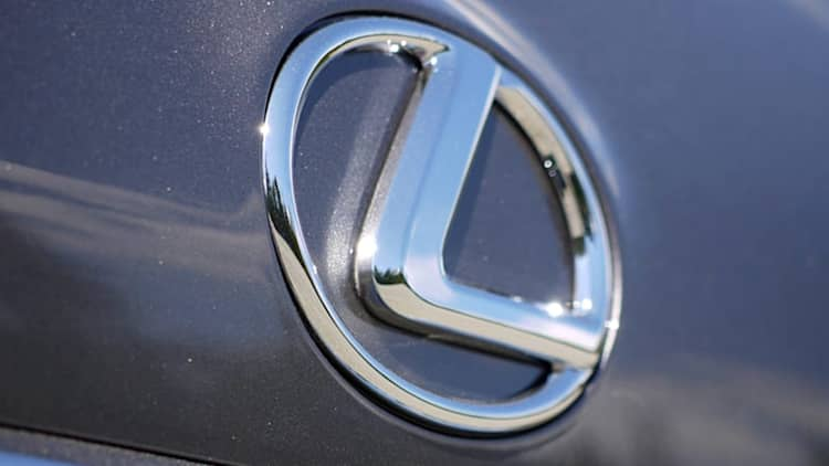 Lexus tops JD Power Vehicle Dependability Study again, Buick bests Toyota