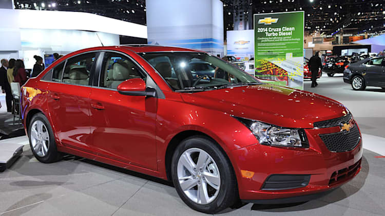 Lawsuit alleges Chevy Cruze Diesels use VW TDI-like cheat