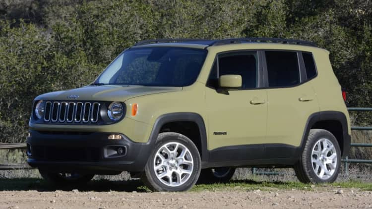 Jeep Renegade sales being held due to powertrain issue [UPDATE]