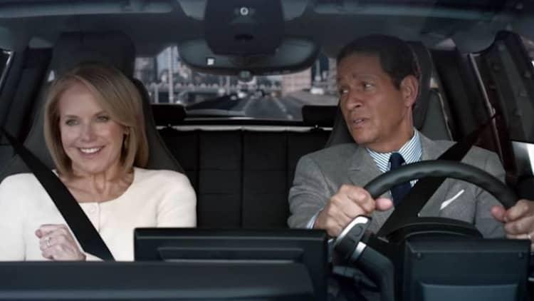 BMW: Newfangled Idea
