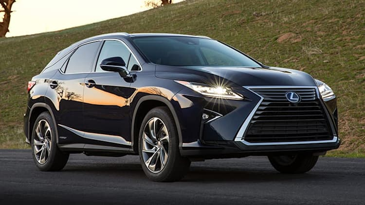The 2016 Lexus RX is more of everything [w/video]