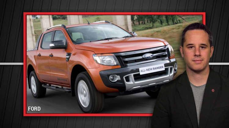 Autoblog Minute: Ford Ranger, UK Mustang, Hyundai Hybrid