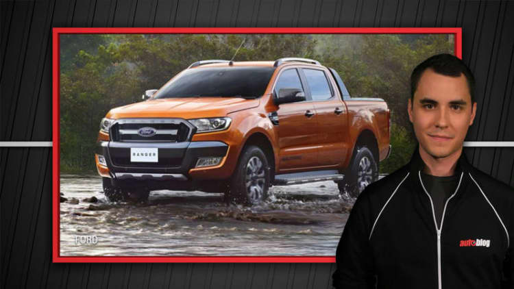 Autoblog Minute: Ford Ranger may return to US