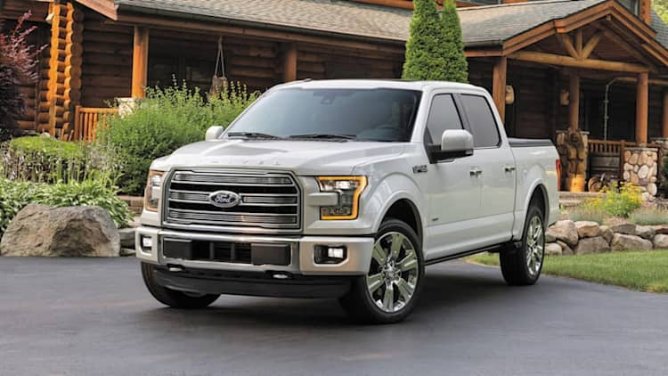 Ford F-150 wins Green Truck Of The Year
