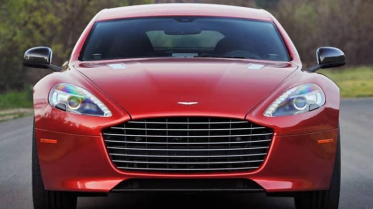 Dany Bahar plans Aston Martin shooting brake at Modena-based tuner
