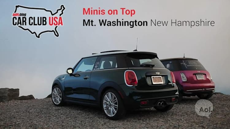 Car Club USA: Minis On Top