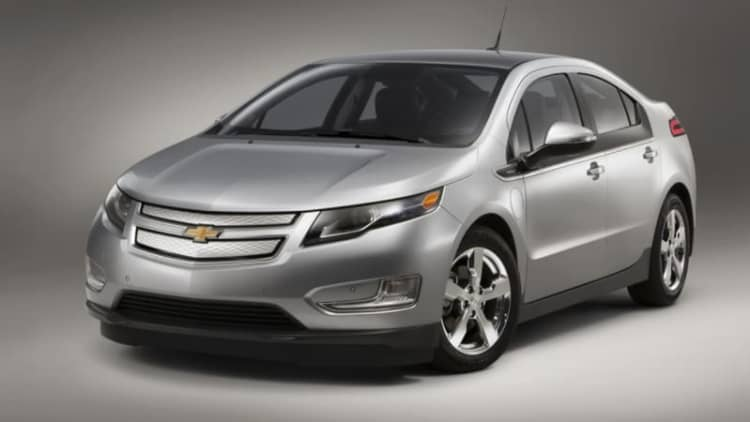 Now's the time to buy a cheap first-gen Chevy Volt