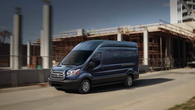 Alliance AutoGas wants to sell propane Ford Transits