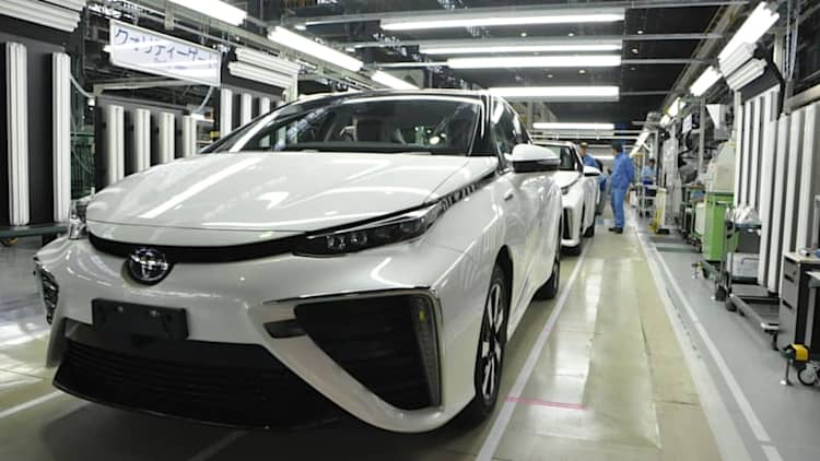 Could high demand, low supply doom Toyota Mirai?