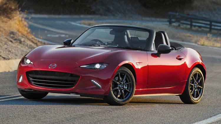 2016 Mazda MX-5 Miata Launch Edition now available for pre-order
