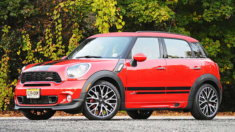 2014 Mini John Cooper Works Countryman All4