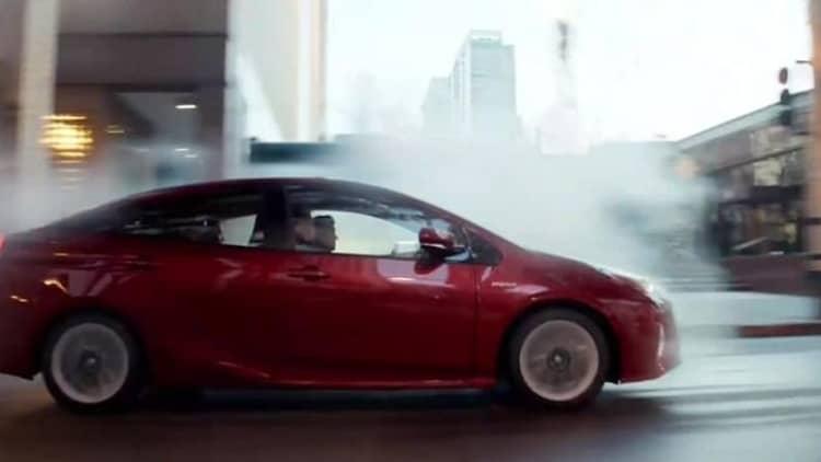 Toyota: Prius Car Chase