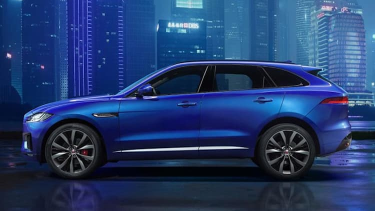 Jaguar offers best glimpse yet at new F-Pace [w/video]