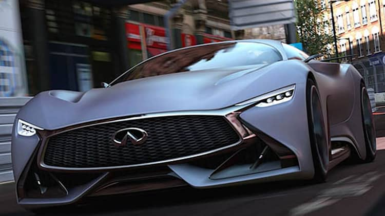 Infiniti's Vision for Gran Turismo revealed in full [w/video]