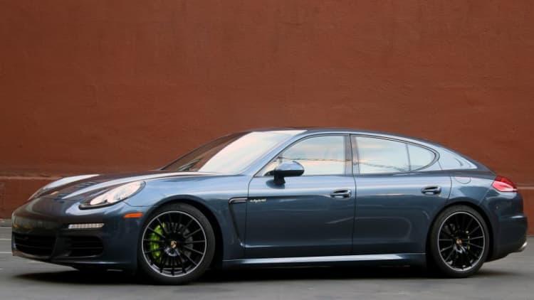 Porsche Panamera S E-Hybrid gets $3,400 price cut in Canada