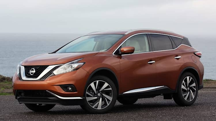 Nissan starts selling limited number of Murano Hybrids in US