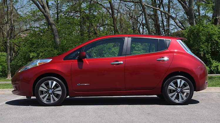 Worldwide, Nissan Leaf has outsold next two competitors combined