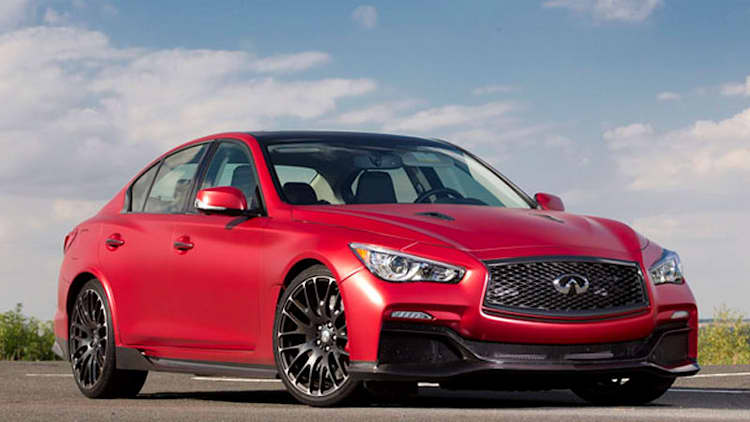 2016 Infiniti Q50 Eau Rouge Prototype First Drive [w/video]