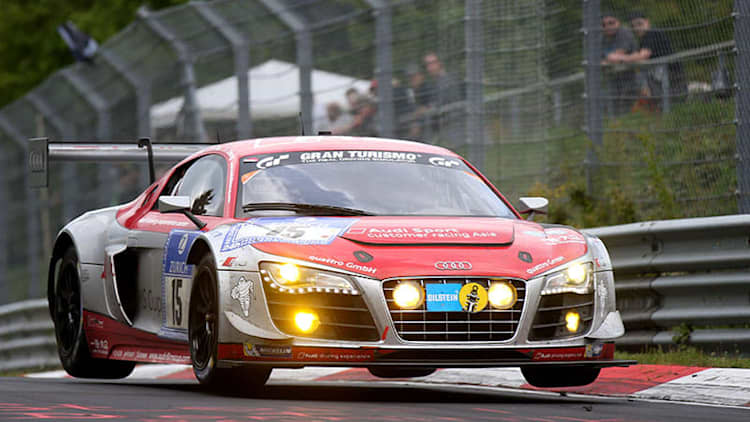 Autoblog's adventures at the Nurburgring 24-Hour race [spoilers]
