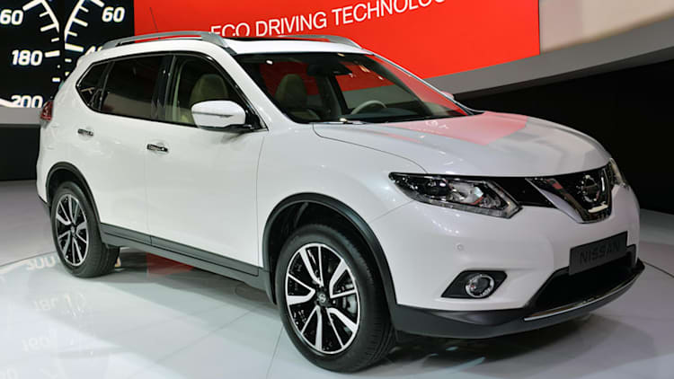 Nissan considering Rogue Hybrid for US