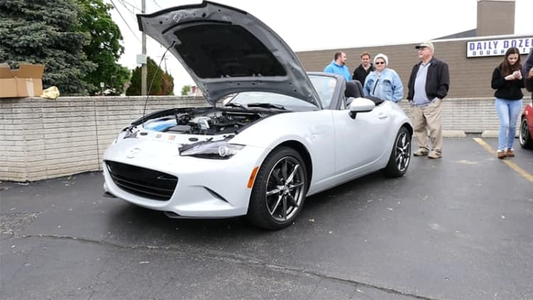 Autoblog readers meet the 2016 Mazda MX-5 Miata [w/video]