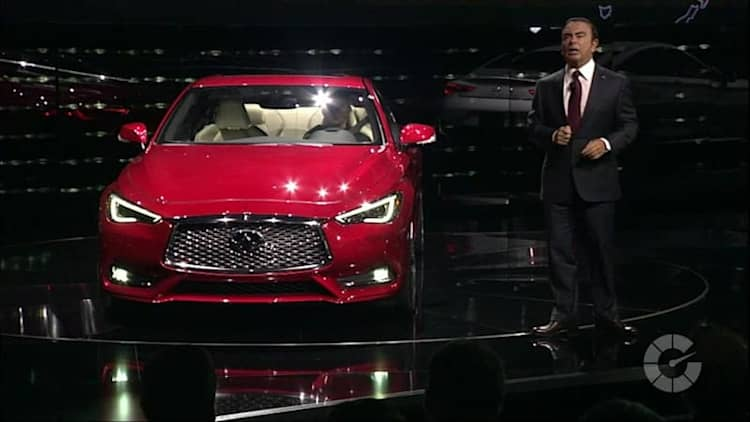 Infiniti Press Conference | 2016 NAIAS Live