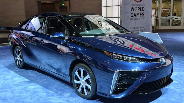How Toyota is making sure hydrogen will be ready for Mirai