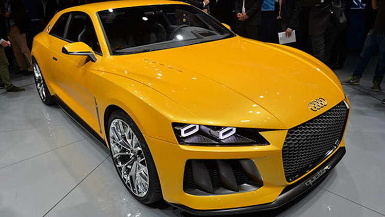 Audi Quattro concept production hopes still alive, could be more radical