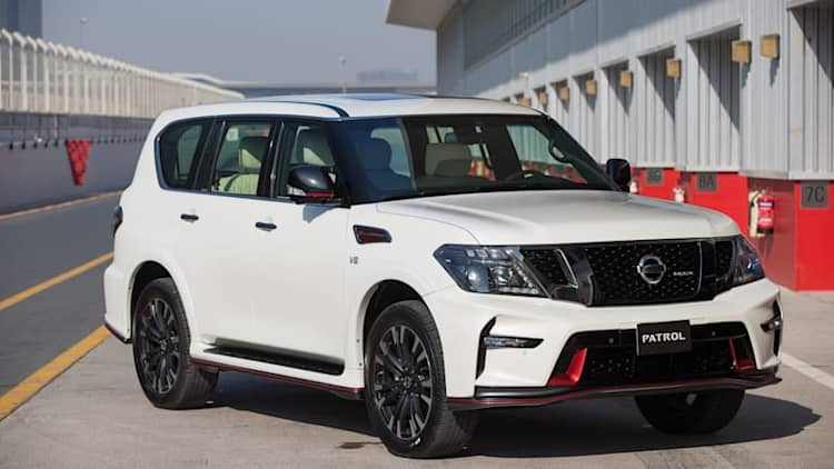 The Nissan Patrol may become America's next Armada
